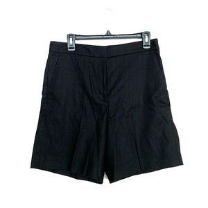J Crew linen Bermuda shorts